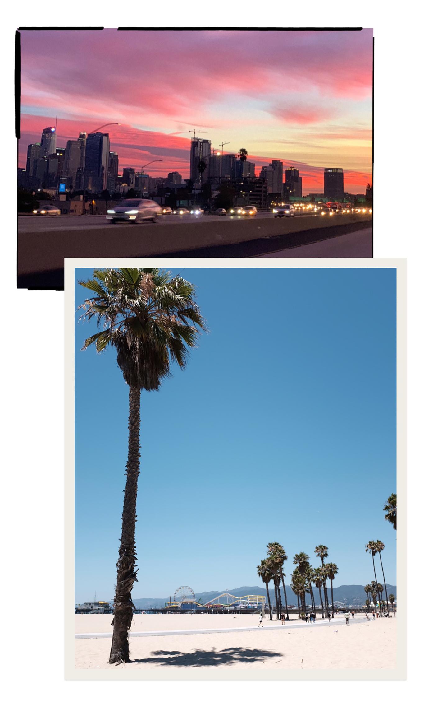 Commuting in LA
