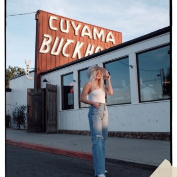 BEST ROAD TRIP FROM LA: CUYAMA BUCKHORN