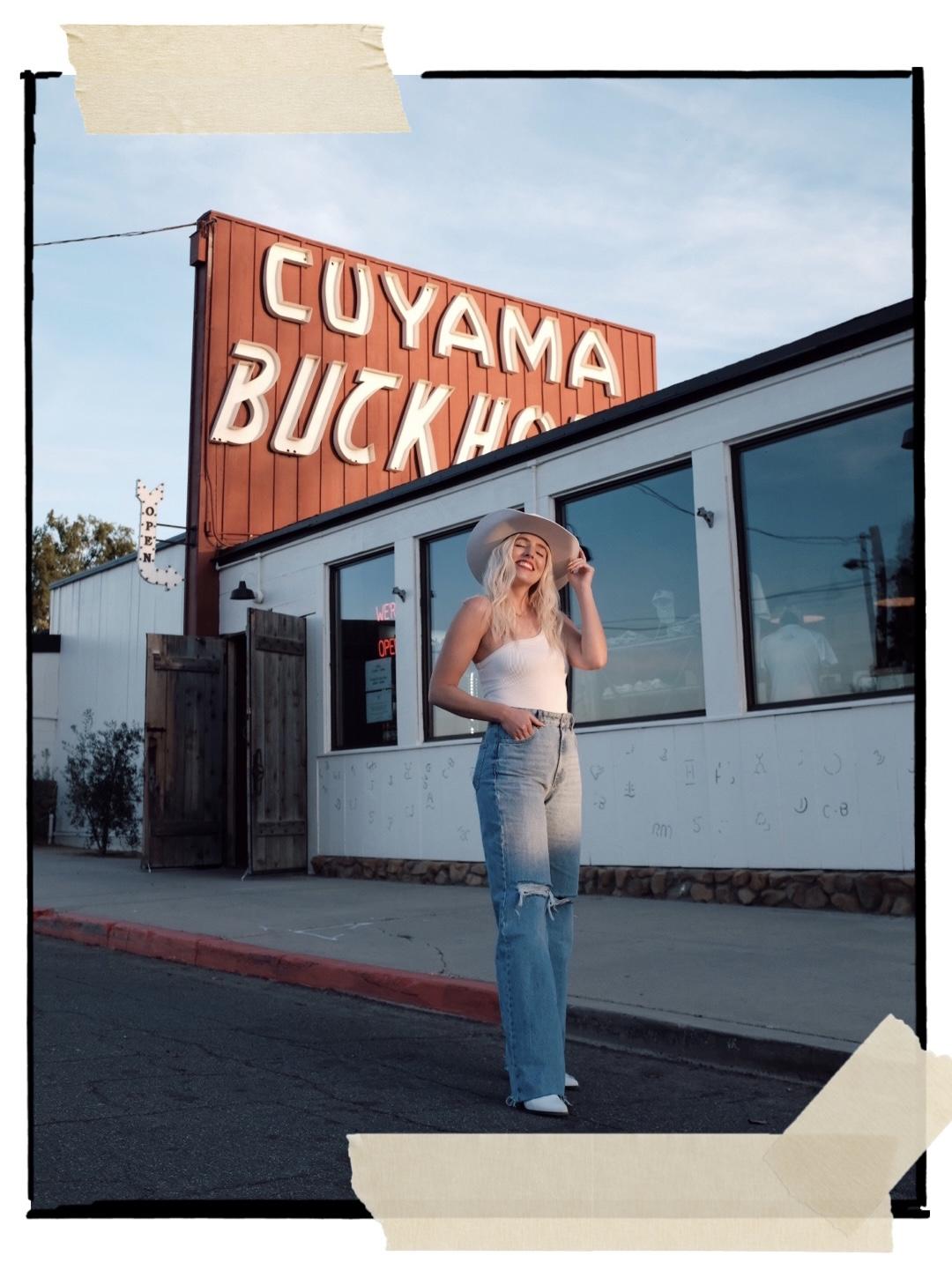BEST ROAD TRIP FROM LA: CUYAMA BUCKHORN
