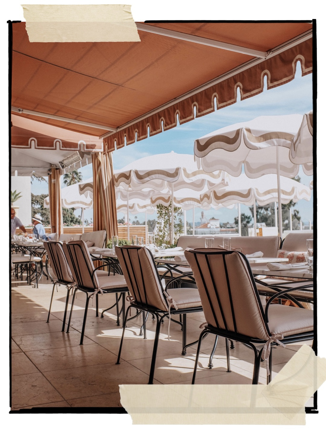 THE BEST PATIOS AND ROOFTOPS IN LA