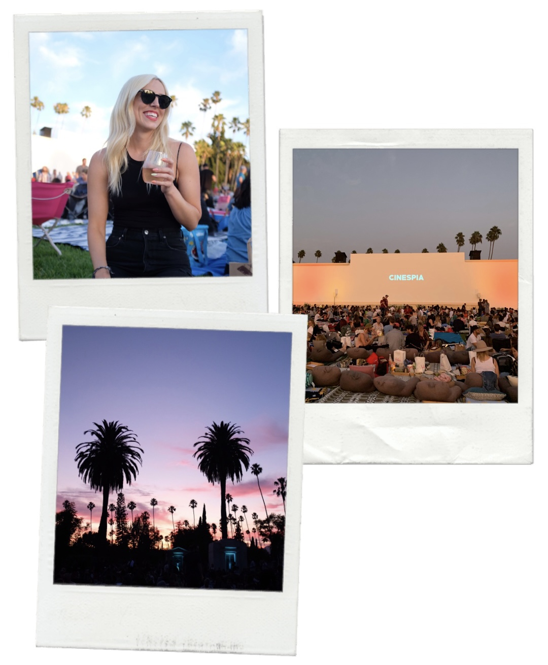 CINESPIA AT THE HOLLYWOOD FOREVER CEMETERY is one of the best places to visit in LA this summer